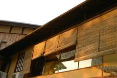 Arquitetura de Gion Imagem de Stock Royalty Free