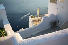 Arquitetura de Grécia fotografia de stock royalty free