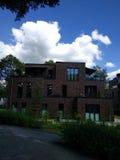 Arquitetura de Hamburgo Foto de Stock