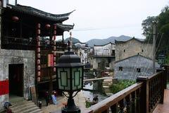 Arquitetura de Huizhou foto de stock royalty free