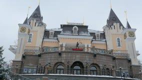 Arquitetura de Kiev video estoque