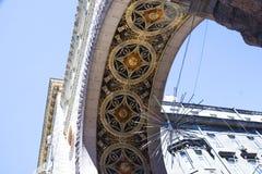 Arquitetura de Kiev Foto de Stock Royalty Free