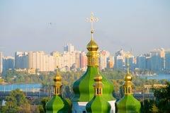Arquitetura de Kyiv, Ukriane Imagem de Stock