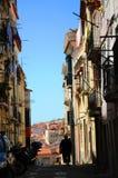 Arquitetura de Lisboa foto de stock