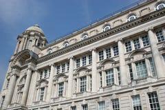 Arquitetura de Liverpool Foto de Stock