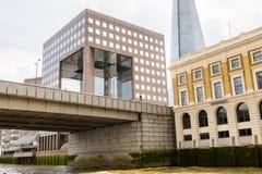 Arquitetura de Londres, Inglaterra, Reino Unido Fotografia de Stock Royalty Free