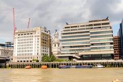 Arquitetura de Londres, Inglaterra, Reino Unido Fotos de Stock