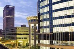 Arquitetura de Louisville imagens de stock