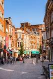 Arquitetura de Lovaina, Bélgica fotos de stock royalty free