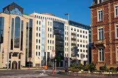 Arquitetura de Luxembourg Imagens de Stock