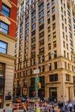 Arquitetura de Manhattan, New York, EUA Imagens de Stock