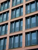 Arquitetura de Mordern Foto de Stock Royalty Free