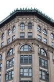 Arquitetura de New York City Foto de Stock