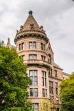 Arquitetura de New York, EUA Fotos de Stock Royalty Free