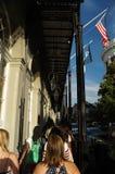 Arquitetura de Nova Orleães fotos de stock