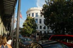 Arquitetura de Nova Orleães imagem de stock royalty free