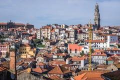 Arquitetura de Porto Imagem de Stock