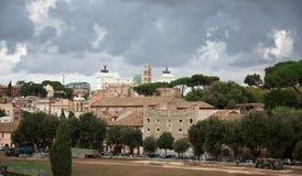Arquitetura de Roma Foto de Stock