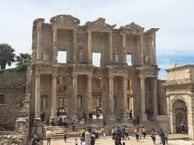 Arquitetura de Roma no peru Imagens de Stock