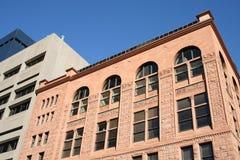 Arquitetura de Roofline Foto de Stock