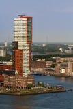 Arquitetura de Rotterdam Fotografia de Stock Royalty Free