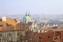Tipo de Praga velha Imagem de Stock Royalty Free