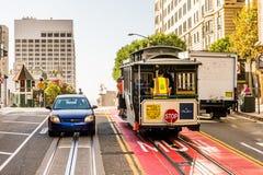 Arquitetura de San Francisco, EUA imagem de stock royalty free