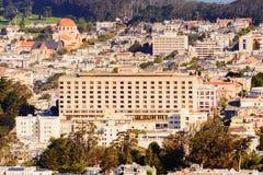 Arquitetura de San Francisco, EUA fotos de stock royalty free