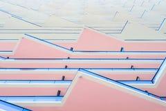 Arquitetura de SLS Miami Brickell imagens de stock royalty free