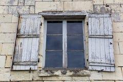 Arquitetura de Souzay-Champigny Foto de Stock Royalty Free
