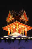 Arquitetura de Tailândia Fotografia de Stock Royalty Free