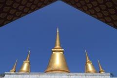 Arquitetura de Thailiand fotografia de stock