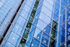 Arquitetura de vidro Foto de Stock