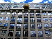 Arquitetura de Viena Foto de Stock Royalty Free