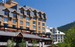 Arquitetura de Whistler Imagens de Stock Royalty Free