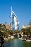 Arquitetura diferente de Dubai Imagem de Stock