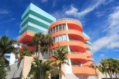 Arquitetura do art deco Foto de Stock Royalty Free