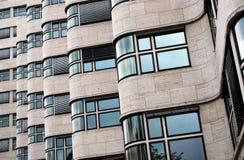 Arquitetura do Bauhaus Foto de Stock Royalty Free