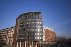 Arquitetura do canal Imagem de Stock Royalty Free