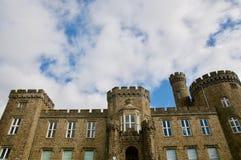 Arquitetura do castelo Foto de Stock