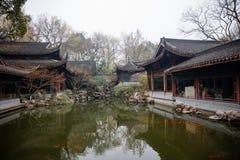 Arquitetura do chinês tradicional e casa de chá foto de stock