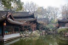 Arquitetura do chinês tradicional e casa de chá fotos de stock