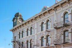 Arquitetura do edifício histórico Imagens de Stock
