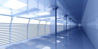 Arquitetura do escritório Fotos de Stock