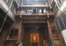 Arquitetura do estilo de Hui Fotografia de Stock