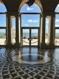 Arquitetura do museu Imagem de Stock Royalty Free
