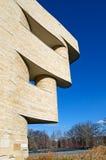 Arquitetura do museu   Fotografia de Stock