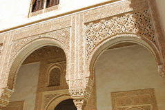 Arquitetura do palácio Imagem de Stock Royalty Free