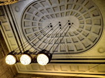 Arquitetura do passado Foto de Stock Royalty Free