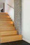 Arquitetura do projeto das escadas Foto de Stock Royalty Free